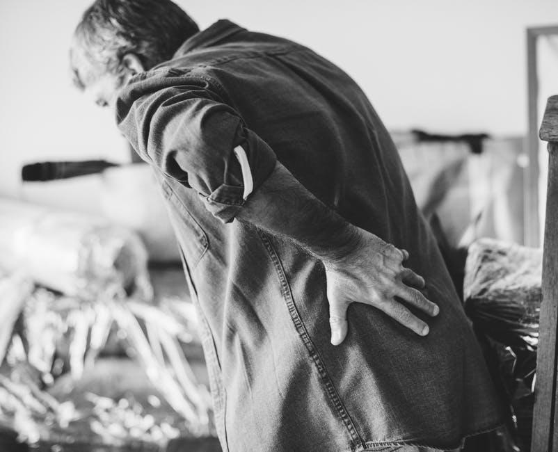 na ból pleców najlepsza jest maść
